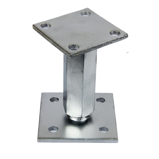 Adjustable Post Support 70 x 70 mm